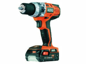 AEG Cordless Combi Drill Review 2015 - 2016