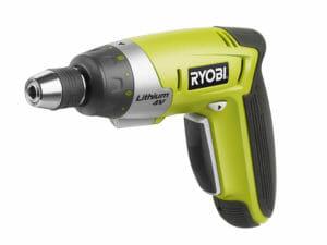 Ryobi CSD4130GN 4V Cordless Screwdriver