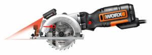 Worx XL 700W Compact Circular Saw Review 2015 - 2016