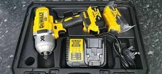 Dewalt DCF899P2-GB Impact Wrench 18V