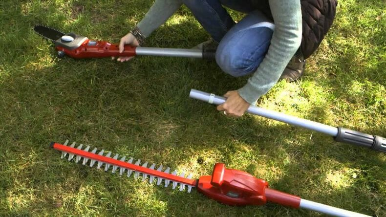 Benefits Of Using a Pole Hedge Trimmer