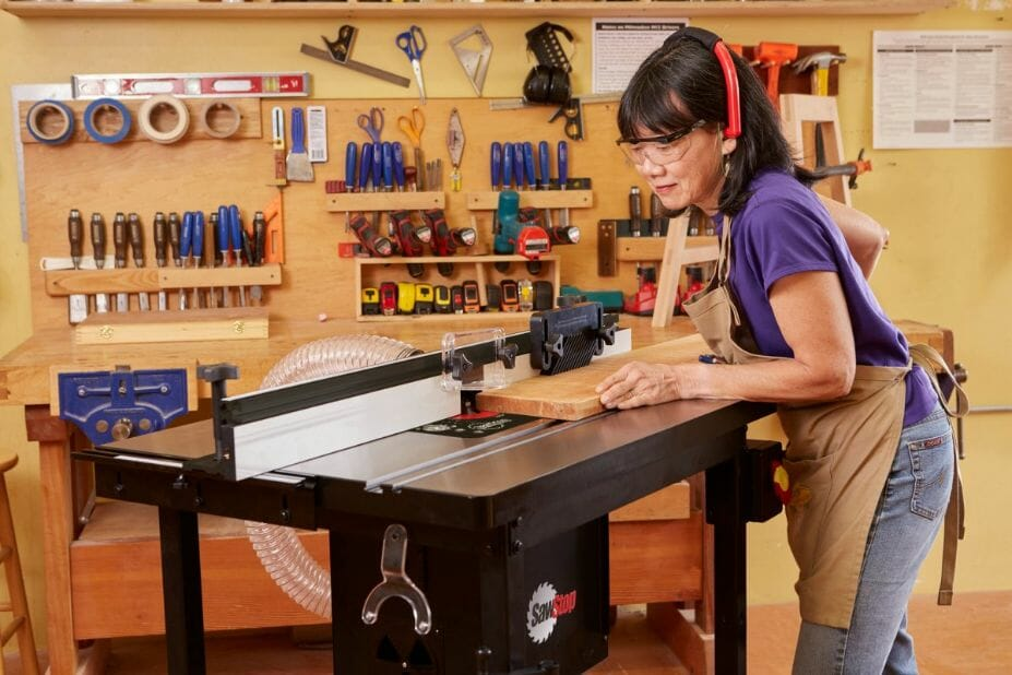 Router Table beading