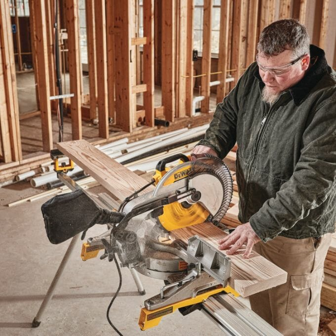 What Is A Single Bevel Mitre Saw