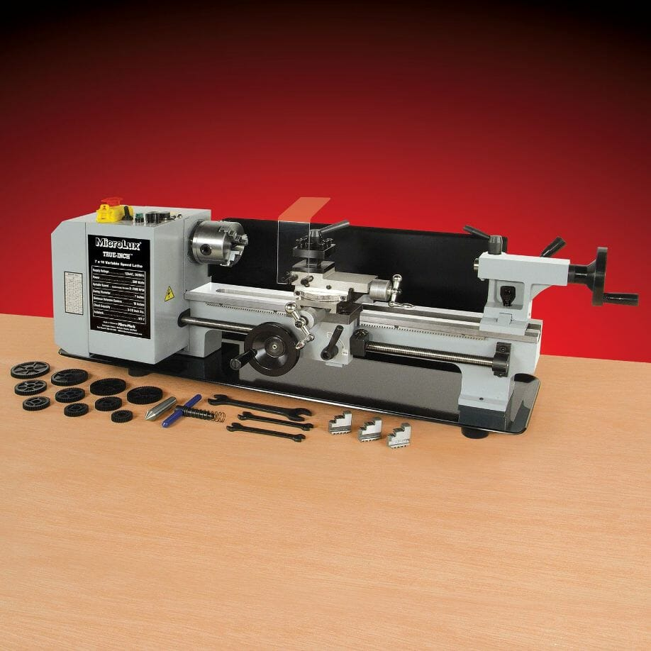 What Is a Mini Lathe