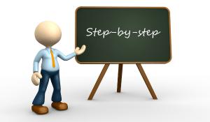 drilling brick step by step tutorial