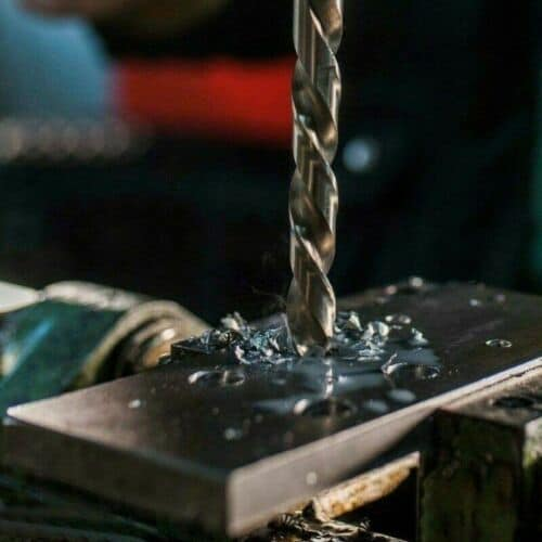 How To Drill Hardened Steel Safely & Efficiently